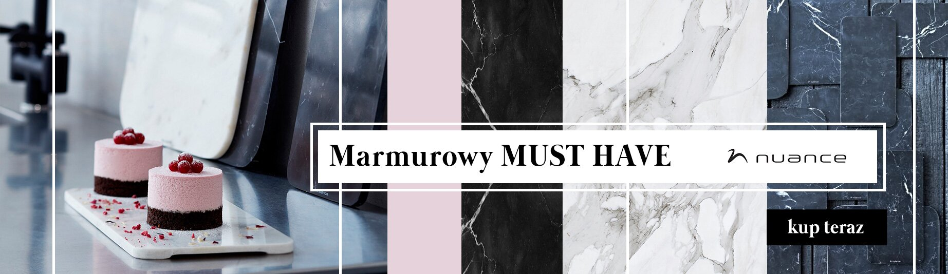 marmurowy must have